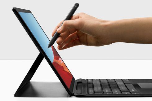 Microsoft Luncurkan Tablet Surface Pro X Pesaing iPad Pro
