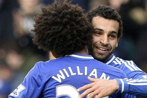 Mourinho Puji Mohamed Salah
