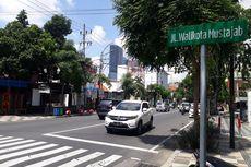 Besok, Jalan Wali Kota Mustajab Surabaya Berlaku Satu Arah