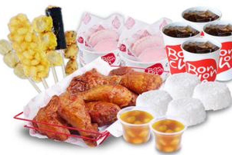 Paket Ramadhan BonChon Chicken.