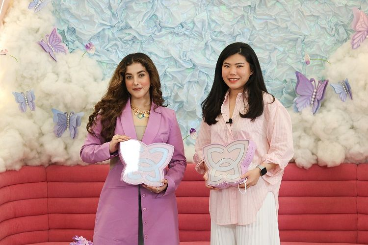Tasya Farasya rilis brand make up bernama Mother of Pearl secara ekslusif lewat Sociolla