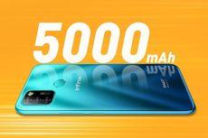 Infinix Smart 5 Dirilis, Ponsel Android Go dengan Baterai 5.000 mAh
