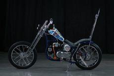 Beda dari Niat Awal, Honda Astrea 800 Chopper Jadi Memukau