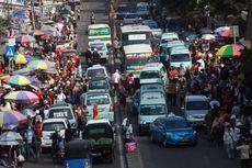 Penertiban PKL di Tanah Abang Terpaksa Ditunda karena Pedagang Melawan