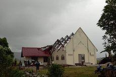 Puting Beliung di Poso Merusak Tempat Ibadah, Seorang Warga Tewas