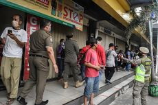 PSBB Jakarta Diperpanjang, Satpol PP Jakpus Akan Lebih Tegas