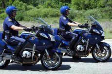 Moge BMW Jadi Favorit Polisi dan Lembaga Pemerintahan