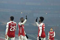 Klasemen Liga Europa: Arsenal Kokoh di Puncak, Lille Kudeta AC Milan