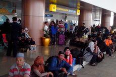 Kabut Asap Ganggu Aktivitas Penerbangan Bandara Pontianak