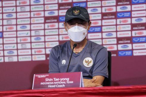 Indonesia Vs UEA, Jangan Tanya Penyebab Shin Tae-yong Menghilang