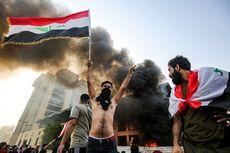 Irak Memanas, 9 Orang Dilaporkan Tewas dalam Aksi Protes terhadap Pemerintah