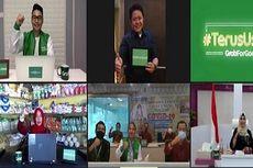 Berlanjut, Grab Luncurkan Program #TerusUsaha di Palembang