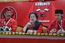 Megawati Bantah Wacana Pemilihan Ketua Harian Saat Kongres V PDI-P