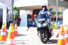 Jajaran Skutik Honda Siap Keliling Jawa Barat