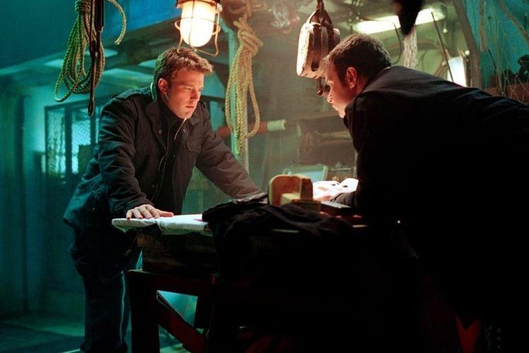 Ben Affleck dalam film The Sum of All Fears