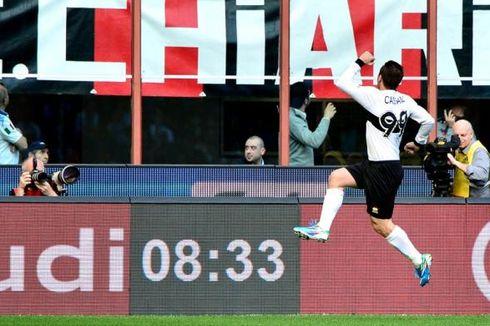 Parma Perpanjang Derita Milan