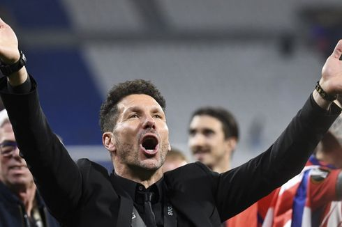 Final Liga Europa, Simeone Akui Cedera Payet Menguntungkan Atletico