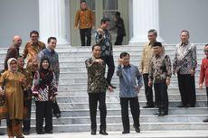Pamitan, Wapres Kalla Ucapkan Selamat untuk Menteri yang Berlanjut