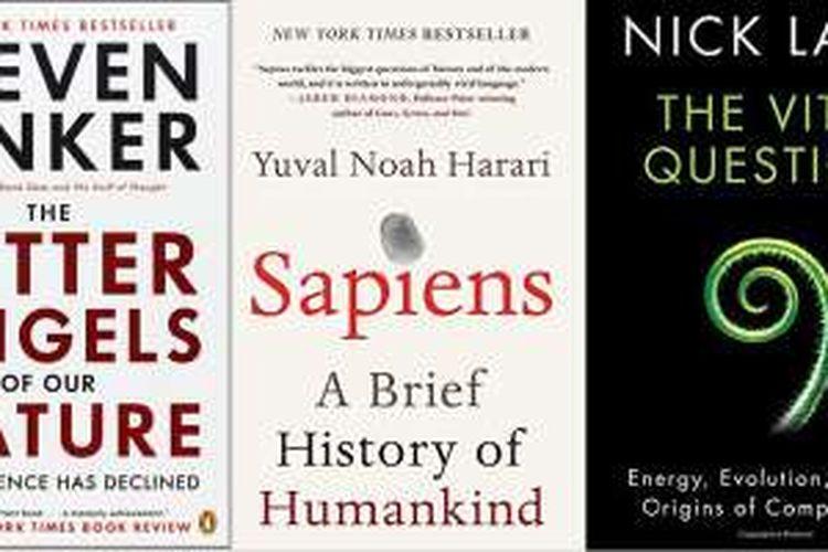 Buku rekomendasi pendiri Microsoft Bill Gates.