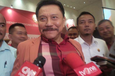 Partainya Dinyatakan Tak Memenuhi Syarat, Hendropriyono Gugat KPU