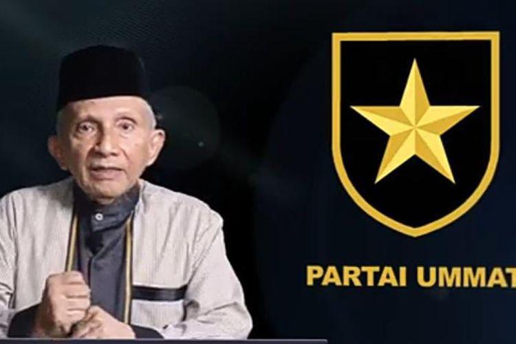 Logo Partai Ummat
