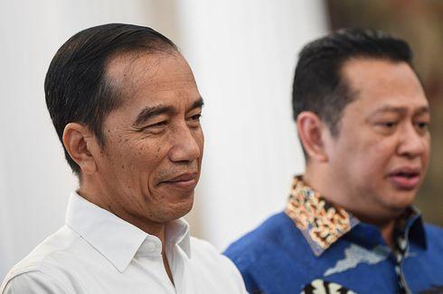 Ketua MPR: Pembangunan Ekonomi Berhasil Meningkatkan Taraf Hidup Masyarakat