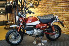 Terjual 400 unit, Honda Monkey Inden Sampai Tahun Depan