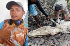 Kapalnya Dibajak oleh Bajak Laut, Nelayan Ini Tewas Dimangsa Buaya
