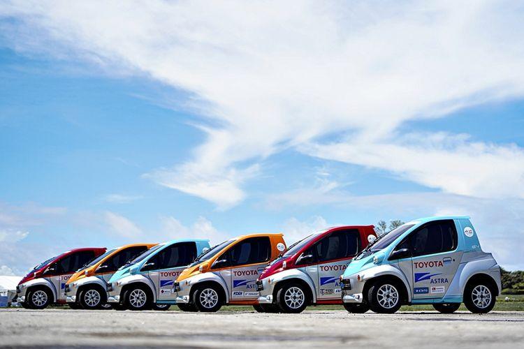 Toyota EV Smart Mobility
