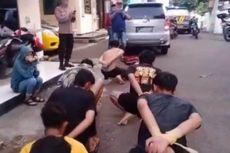 Polisi Dalami Motif 9 Pelajar SMK Keroyok Korbannya hingga Luka Parah