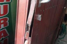 Pencuri Ratusan Celana Jeans di Ngawi Terekam CCTV