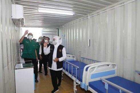 5 Kontainer Jadi Tempat Isolasi Pasien Covid-19 di RSUD Dr Soetomo Surabaya
