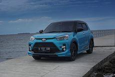 Hadir Varian 1.2L, Berikut Daftar Lengkap Harga Toyota Raize