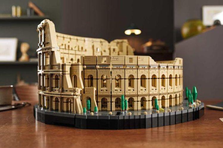 Lego Colloseum