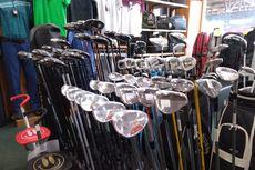 Pandemi Corona Sebabkan Lima Turnamen Golf Dibatalkan