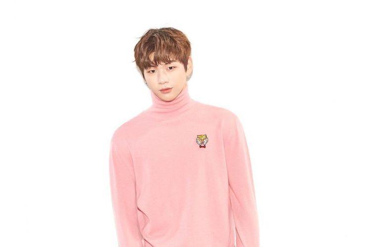Bintang K-pop Kang Daniel