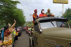 Kisah Peraih Emas PON Papua Asal Banyumas, Sejak Kecil Bantu Ayah Kerja Jadi Kuli Bangunan