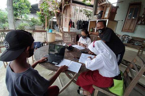 Cerita Prabu, Sediakan Wifi Gratis untuk Anak-anak Belajar Daring di Kampungnya