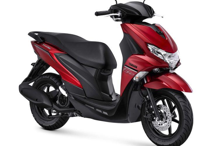 Warna baru Yamaha FreeGo di 2021
