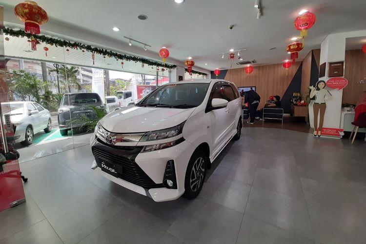 Beli Mobil Baru Bisa Dp 0 Persen Toyota Tunggu Paket Pembiayaan Dari Bank Dan Leasing