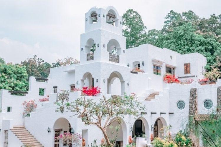 Gaya Arsitektur Hacienda