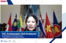 Indonesia Dorong Penguatan Kerja Sama Pemuda ASEAN dan Italia