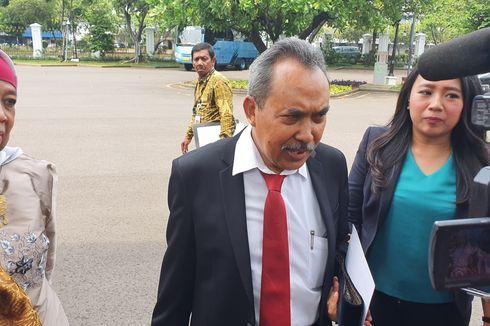 Dilantik jadi Dewas KPK, Syamsuddin dan Artidjo Datangi Istana