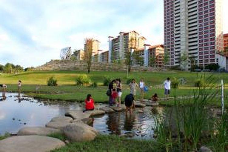 The Bishan Park