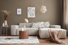 Jangan Mengecat Dinding Ruang Keluarga dengan Warna Ini, Kata Psikolog