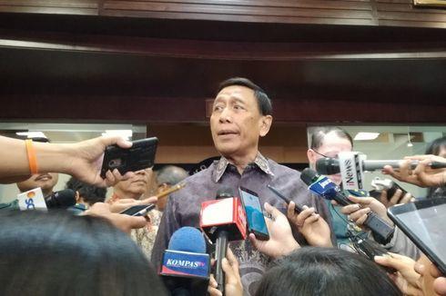 Wiranto: 4 Tahun Jokowi-JK, Stabilitas Politik