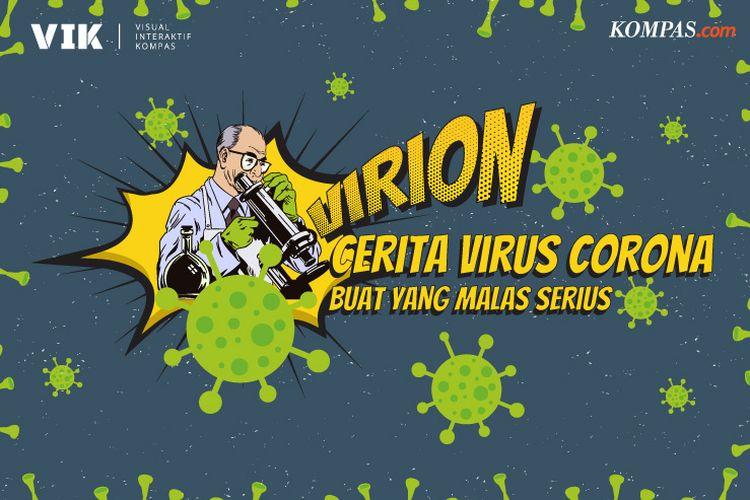 Virion: Cerita Virus Corona Buat yang Malas Serius.