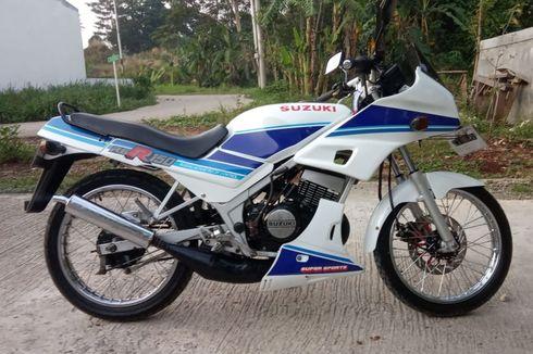 Suzuki RGR 150, Lebih Sulit Cari Motor daripada Spare Parts