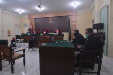 Disidangkan Lewat Video Conference, Mantan Bupati Bengkayang Dituntut 6 Tahun Penjara