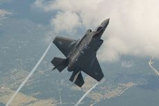 Iran Tembak Jatuh Pesawat Ukraina karena Ditakuti Jet Tempur F-35 AS